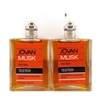 Jovan Musk for Men After Shave 2 oz 2 Pack
