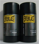 Everlast Cologne Deodorant Stick 2.6oz 2 Pieces