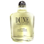 Dune By Christian Dior After Shave Splash 3.4 oz
