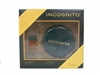 Incognito By Dana Cologne Splash 1.75 oz 2 Piece Set