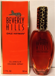 Beverly Hills By Gale Hayman Glamour Cologne Spray 1.7 oz