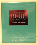 Antonio Banderas Blue Seduction Eau De Toilette Spray 1.7 oz