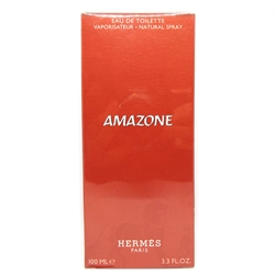 Hermes Amazone Eau De Toilette Spray 3.3 oz