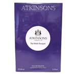 Atkinsons The British Bouquet Eau De Toilette Spray 3.3 oz