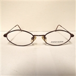 Anne Klein 2021 Eyeglasses Dark Brown
