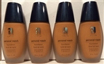 Avon Personal Match Matte Foundation Honey 1oz 4 Pack