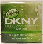 DKNY Be Delicious Juiced Perfume 1oz