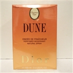 Dune By Christian Dior Perfumed Deodorant Spray 3.4 oz