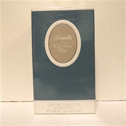 Christian Dior Diorella Eau De Toilette Spray 3.4 oz