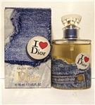 I Love Dior by Christian Dior Eau De Toilette Spray 1.7oz