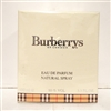 Burberrys Of London Classic Eau De Parfum 3.3 oz
