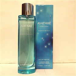 Avatare Pour Femme Be One With The Truth Eau De Toilette Spray 3.4 oz