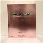 Sonia Rykiel Rose Eau De Toilette Spray 3.3 oz