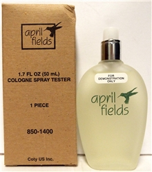 April Fields By Coty Cologne Spray 1.7 oz