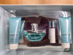 Nautica My Voyage For Her Eau De Parfum Spray 3.4 oz 4 Piece Set
