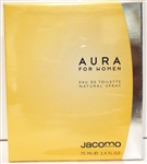 Jacomo Aura Eau De Toilette Spray 2.4 oz