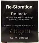 Z. Bigatti Re-Storation Delicate Intensive Moisturizing Facial Treatment 2oz