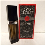 Royal Secret for Men Eau De Toilette Spray 1 oz