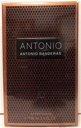 Antonio Banderas Antonio After Shave Splash  3.4 oz