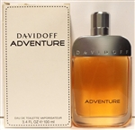 Davidoff Adventure Eau De Toilette Spray 3.4 oz