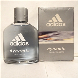 Adidas Dynamic Eau De Toilette Splash 3.4 oz