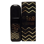 Coca for Men by J. J. Coca Eau De Toilette Spray 1.0 oz