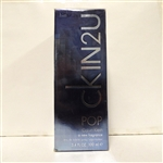 Calvin Klein CKIN2U Pop For Him 3.4 oz Eau De Toilette