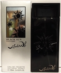 Black Sun by Salvador Dali Eau De Toilette Spray 3.4oz