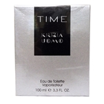 Time By Krizia Uomo Eau De Toilette Spray 3.3 oz