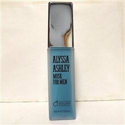 Alyssa Ashley Musk For Men Eau De Toilette Spray 3.4 oz