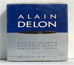 Alain Delon by Alain Delon for Men Eau de Toilette Spray .8oz