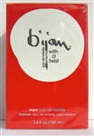 Bijan With a Twist For Men Eau De Toilette Spray 3.4 oz