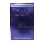 Jaguar Evolution for Men Eau De Toilette Spray 3.4 oz