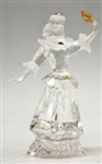 Swarovski 2000 Columbine Masquerade Series Retired SCS Collector Figurine Model 242032