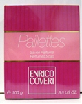 Pailettes Perfume By Enrico Coveri Perfumed Soap 3.5Oz