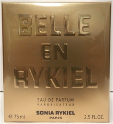 Belle En Rykiel By Sonia Rykiel Eau De Parfum Spray 2.5oz
