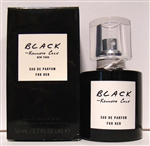 Kenneth Cole Black Eau De Parfum Spray 1.7oz