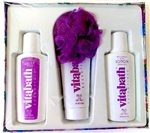 Vitabath Essentials 4 Piece Bath & Body Set