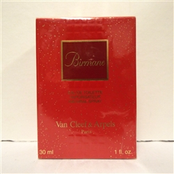 Birmane By Van Cleef & Arpels Eau de Toilette Spray 1.0 oz