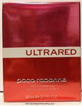 Paco Rabanne Ultrared For Women Eau De Parfum Spray 2.7oz