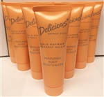 Gale Hayman Beverly Hills Delicious Perfume Body Lotion 1oz 10 Pack