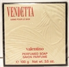 Valentino Vendetta Perfumed Soap 3.5oz