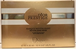 Christian Dior Prestige Masque Revitalisant Revitalizing Mask 10 Masks