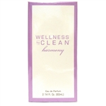 Wellness by Clean Harmony Perfume 2.14oz Eau De Parfum Spray