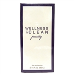 Wellness by Clean Purity Perfume 2.14oz Eau De Parfum Spray