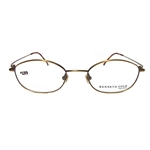 Kenneth Cole Lite Support Eyeglasses 107 Gold