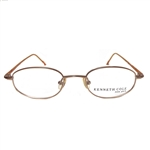 Kenneth Cole Live Wire Eyeglasses 100 Gold