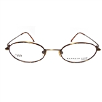 Kenneth Cole Self Support Eyeglasses 206 Bronze