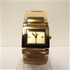Michael Kors Women's Gold Tone and Horn Acrylic Watch MK4228