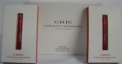 Carolina Herrera Chic Perfume .6ml 24 Pieces